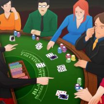 How To Read The Other Players Faces In Blackjack