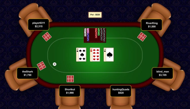 Ceme online: A Trusted Online Poker Website